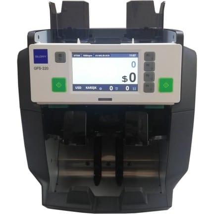 GLORY GFS-220 Karışık Para Sayma Makinesi