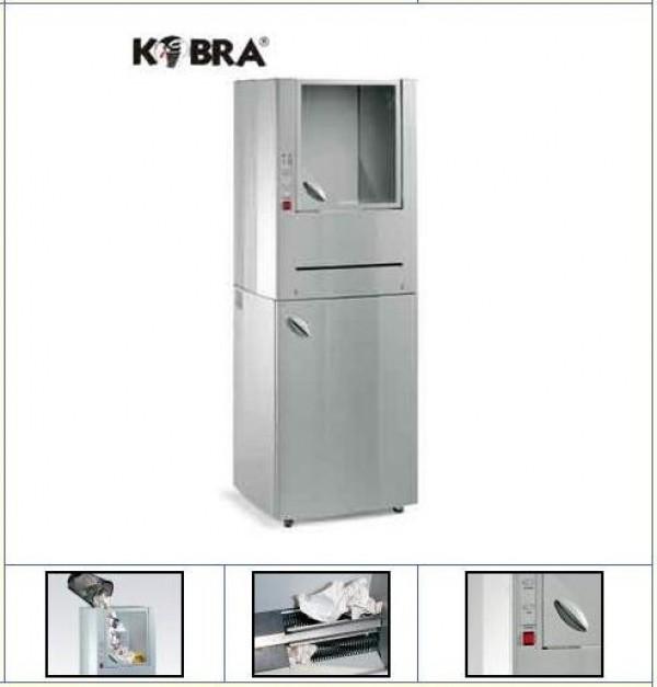 KOBRA 400 WB Evrak İmha Makinası