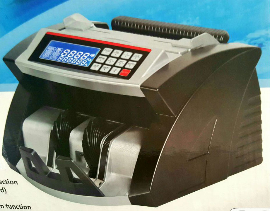 Still T-9000 Para Sayma Makinesi